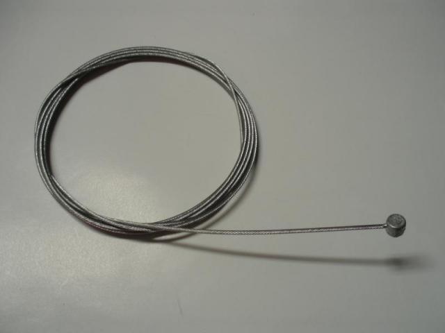 lanko brzdové MTB pozink 2000mm