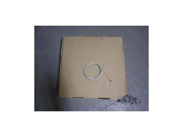 lanko brzdové MTB pozink 2000mm box po 100ks